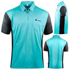 Target Coolplay 3 Dartshirt Aqua Grijs