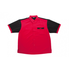 Bulls Dartshirt Red Black