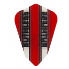 Red Fantail Ruthless Darts Flight