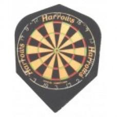 Harrows Quadro STD Flight Dart Board